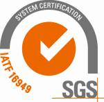ISO 16949 Certified